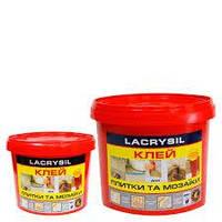 Клей для мозаики и плитки Lacrysil 3 кг