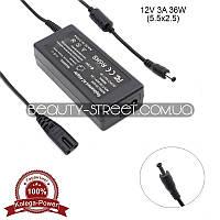 Блок питания для LCD монитора 12V 3A 36W 5.5x2.5 (B) оптом от 50$