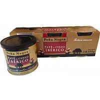 Паштет Hacendado Iberico свиной 3-250гр