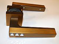 Стильные дверные ручки высокого качества FUARO антик