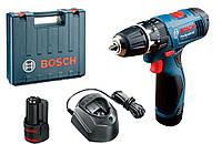 Шуруповерт Bosch GSB 120-LI (06019F3006)