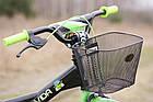 Велосипед Lavida Kid Bike 20 Black Польща, фото 2