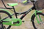 Велосипед Lavida Kid Bike 20 Black Польща, фото 3