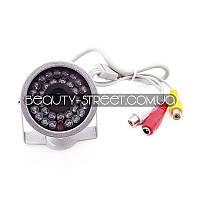 Камера для видеонаблюдения с ИК подсветкой IR 30 диодов PAL оптом от 3шт
