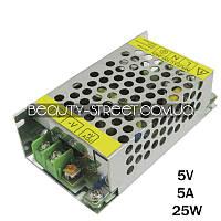 Блок питания для LED YDS05-30 5V 25W 5A (B) оптом от 200$