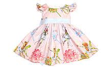 Платье «Феечка» розовый Состав: Хлопок, фото 1