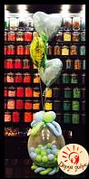 №43 Композиция из воздушных шаров Днепр