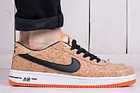 Мужские кроссовки Nike Air Force Cork Low (найк)