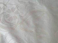 Матрасная ткань синтетический жаккард BFY 061-4-B WHITE