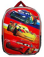 Рюкзак детский для мальчика 2036 школа машины