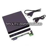 USB 2.0 карман для CD/DVD привода от ноутбука SATA оптом от 10шт