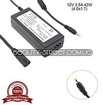 Блок питания для LCD монитора 12V 3.5A 42W 4.0x1.7 (B) оптом от 200$