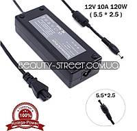 Блок питания для LCD монитора 12V 10A 120W 5.5x2.5 (A) оптом от 200$