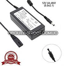 Блок питания для LCD монитора 12V 4A 48W 5.5x2.1 (B) оптом от 200$