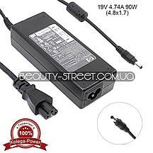 Блок питания для ноутбука HP/Compaq 19V 4.74A 90W 4.8х1.7 (A+) оптом от 200$