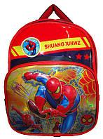 Рюкзак детский для мальчика 1049 школа спайдермен