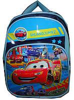 Рюкзак детский для мальчика 1049 школа машина