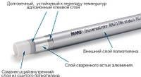 Труба универсальная Rehau Rautitan stabil 16.2х2,6 мм