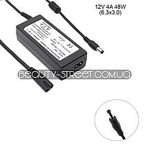 Блок питания для LCD монитора 12V 4A 48W 6.3x3.0 (B) оптом от 50$