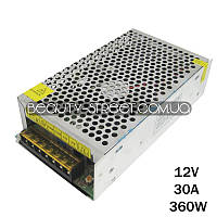 Блок питания для LED YDS12-360 12V 360W 30A (B) оптом от 50$