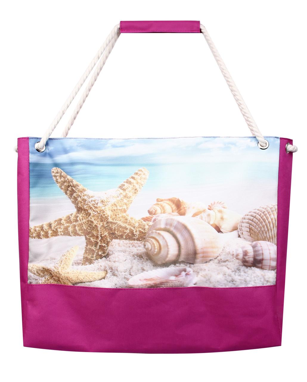 c628ed248ddd Большая малиновая пляжная сумка, цена 262 грн., купить в Одессе ...
