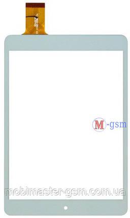 Тачскрин (сенсорный экран) Impression 2313 (p/n: DYJ-80035, UDN706, WQ-FPC-0014-RHX, F0490 KDX белый, фото 2