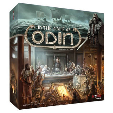 Настольная игра In the Name of Odin, фото 2