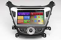 Штатное головное устройство для Hyundai Elantra MD FL на Android 6.0.1