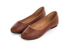 Балетки женские Super moda brown