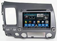 Штатная магнитола для Honda Civic 4D 2006-2011 - SMARTY Trend Android 6.0
