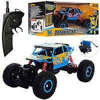 Джип на радиоуправлении 4х4 Dark Knight JT298, 26см: аккумулятор + резиновые колеса