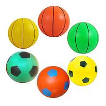Мячи. Сетки. Насосы для мячей