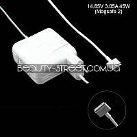 Блок питания для ноутбука Apple MacBook 14.85V 3.05A 45W MagSafe 2 (A+) оптом от 50$