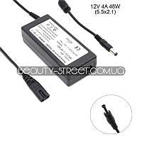 Блок питания для LCD монитора 12V 4A 48W 5.5x2.1 (B) оптом от 3шт