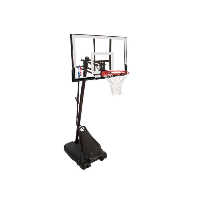 """Баскетбольная стойка (мобильная) Spalding Gold 48"""" Rectangle Acrylic"""