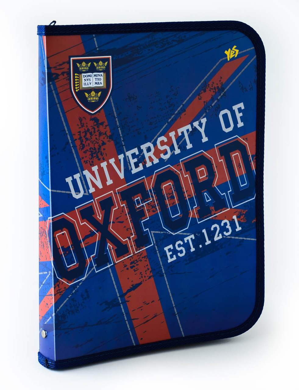 Папка для труда Oxford (синий) 491156