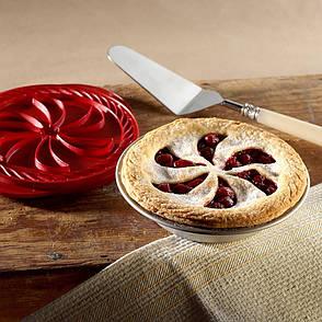 Набор для выпекания пирогов з крышкой Mini Pie, 2 шт., d 17,8 см, фото 2