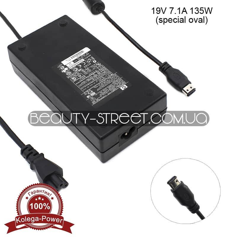Блок питания для ноутбука HP 19V 7.1A 135W special oval (B) оптом от 50$