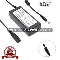 Блок питания для LCD монитора 12V 4A 48W 5.5x2.1 (B) оптом от 50$