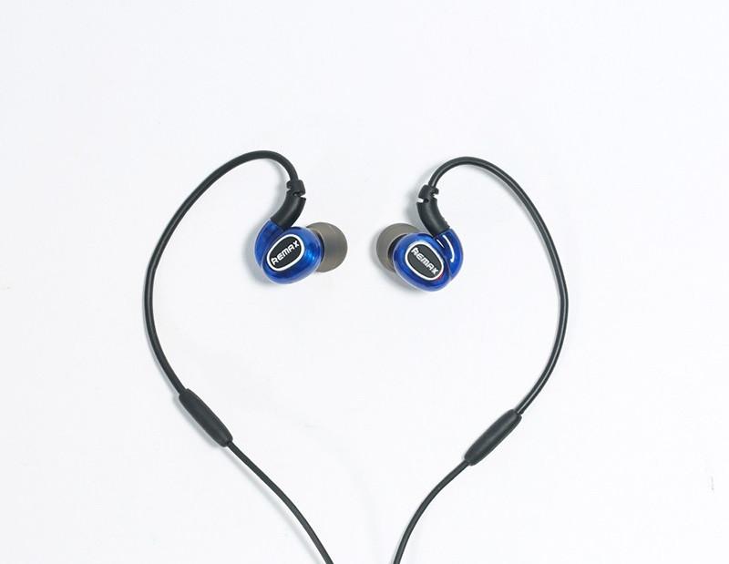 Наушники Remax RM-S1 blue