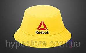 Панама, кепка Reebok (желтый), Реплика