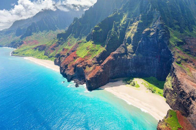 Фотообои Гавайский остров