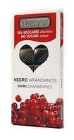 Шоколад Torras 150g с клюквой