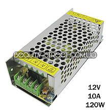 Блок питания для LED YDS12-120 12V 10A 120W (B) оптом от 3шт