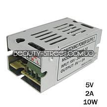 Блок питания для LED YDS05-10 5V 10W 2A (B) оптом от 3шт