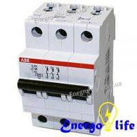 ABB SH203-C10, автоматический выключатель, предотвращающий скачки напряжения в сети (2CDS213001R0104)