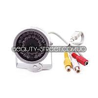 Камера для видеонаблюдения с ИК подсветкой IR 30 диодов NTSC оптом от 40$