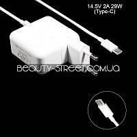 Блок питания для ноутбука Apple MacBook 14.5V 2A 29W USB Type-C оптом от 50$