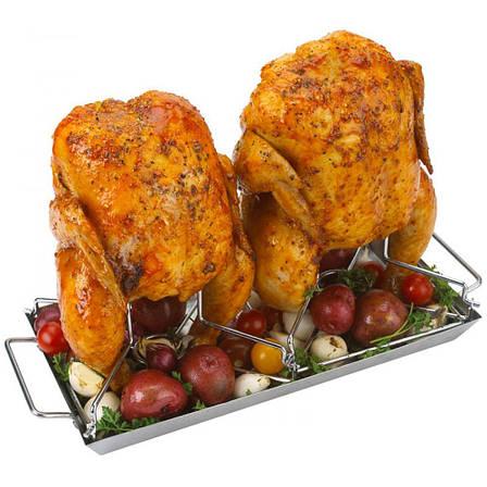 Двойная жаровня для курицы, фото 2