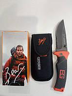 Туристический нож с чехлом